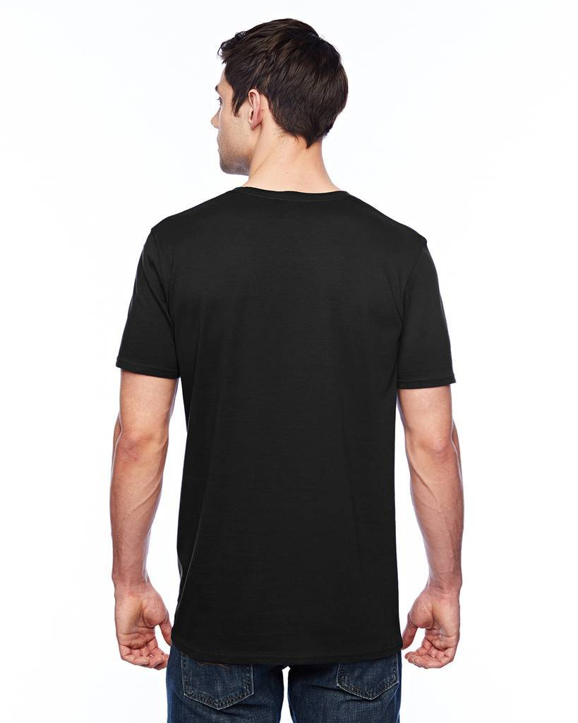 Anvil 351 adult featherweight t shirt for Where are anvil shirts made