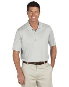 Ashworth 3044 Men's Performance Interlock Solid Polo