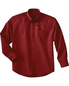 Ash City 87024 Men's Long Sleeve Shirt With Teflon®