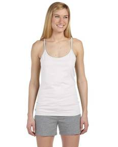 Anvil 325 Ladies' Ringspun Spaghetti Strap Tank