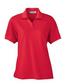 Extreme 75027 Ladies' Cotton Blend Piqué Polo