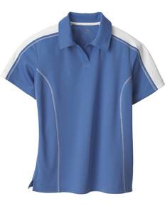 Extreme 75052 Ladies' Eperformance™ Piqué Color-Block Polo