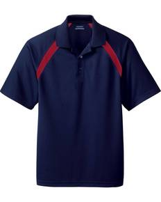 Ash City - Extreme 85104 Men's Eperformance™ Color-Block Piqué Polo