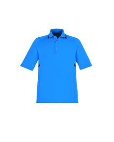 Extreme 85118 Men's Eperformance™ Propel Interlock Polo with Contrast Tape
