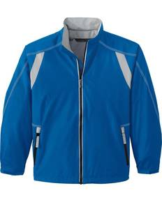 North End 68011 Youth Lightweight Color-Block Jacket
