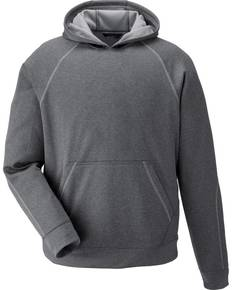 Ash City - North End 68164 Pivot Youth Performance Fleece Hoodie