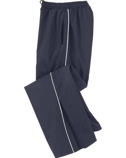 north end 78067 ladies' woven twill athletic pants front image