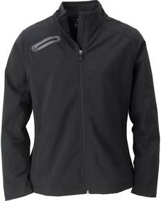 Ash City - North End Sport Red 78621 Ladies' Three-Layer Light Bonded Soft Shell Jacket