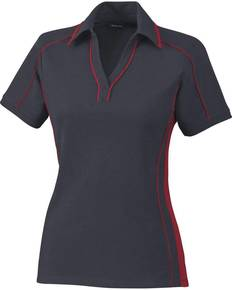 Ash City - North End 78648 Ladies' Sonic Performance Polyester Piqué Polo