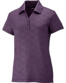 Ash City - North End 78659 Ladies' Maze Performance Stretch Embossed Print Polo