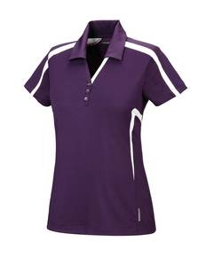 Ash City - North End 78667 Ladies' Accelerate UTK cool?logik™ Performance Polo