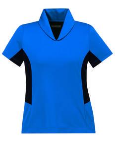 Ash City - North End 78683 Ladies' Rotate UTK cool?logik™ Quick Dry Performance Polo