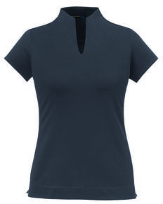 North End Sport Blue 78687 WEEKEND Ladies' Cotton Blend UTK cool.logik TM Performance Polo