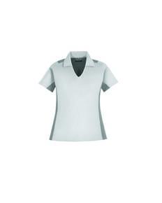 North End 78691 Ladies' Reflex UTK cool?logik™ Performance Embossed Print Polo