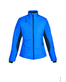 Ash City - North End 78696 Ladies' Immerge Insulated Hybrid Jacket with Heat Reflect Technology