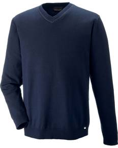 North End 81010 Merton Men's Soft Touch V-Neck Sweater