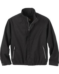 North End 88103 Men's Bomber Micro Twill Jacket