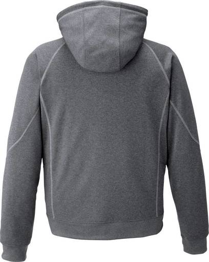 north end 88164 adult pivot performance fleece hoodie front image