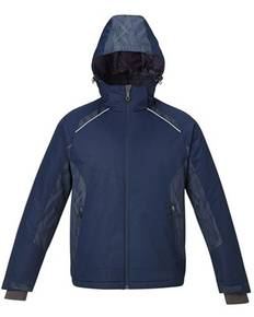 Ash City - North End 88197 Men's Linear Insulated Jacket with Print