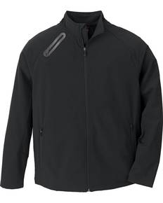 Ash City - North End Sport Red 88621 Men's Three-Layer Light Bonded Soft Shell Jacket