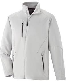 North End 88649 Men's Escape Bonded Fleece Jacket