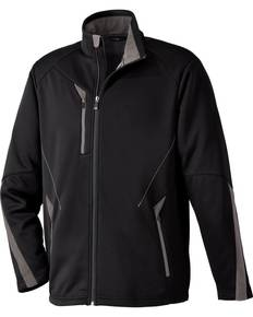 Ash City - North End 88649 Men's Escape Bonded Fleece Jacket