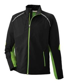 Ash City - North End 88654 Men's Dynamo Three-Layer Lightweight Bonded Performance Hybrid Jacket