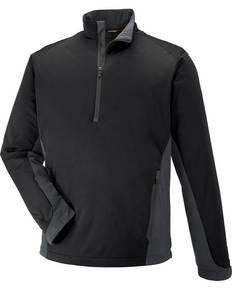 North End 88656 Men's Paragon Laminated Performance Stretch Wind Shirt