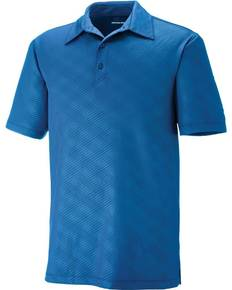 ash-city-north-end-sport-red-88659-maze-men-39-s-performance-stretch-embossed-print-polo