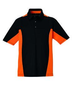 Ash City - North End 88683 Men's Rotate UTK cool?logik™ Quick Dry Performance Polo