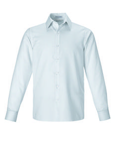 ash-city-north-end-sport-blue-88688-iconic-men-39-s-wrinkle-free-2-ply-80-s-cotton-checkered-dobby-twill-taped-shirts