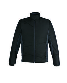 Ash City - North End 88696 Men's Immerge Insulated Hybrid Jacket with Heat Reflect Technology