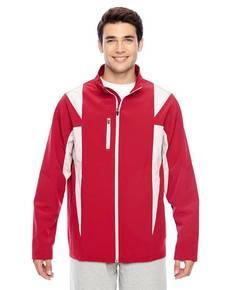 Team 365 TT82 Men's Icon Colorblock Soft Shell Jacket