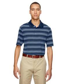 adidas Golf A123 puremotion® Textured Stripe Polo