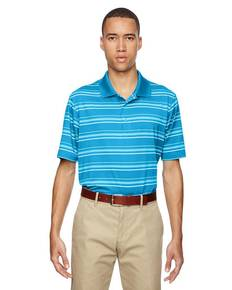 adidas Golf A123 Men's puremotion® Textured Stripe Polo