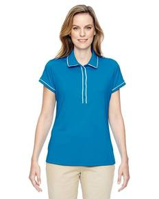 adidas Golf A126 Ladies' Piped Fashion Polo