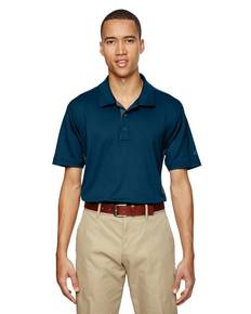 adidas Golf A128 puremotion® Colorblock 3-Stripes Polo