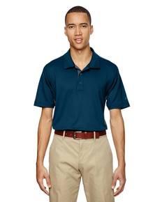 adidas Golf A128 Men's puremotion® Colorblock 3-Stripes Polo