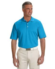 adidas Golf A170 Men's climalite Texture Solid Polo