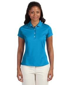 adidas Golf A171 Ladies' climalite Texture Solid Polo