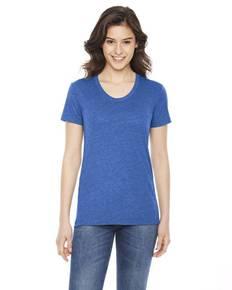 american-apparel-bb301-ladies-39-poly-cotton-short-sleeve-crewneck