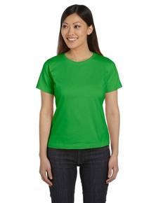 LAT 3580 Ladies' Combed Ringspun Jersey T-Shirt