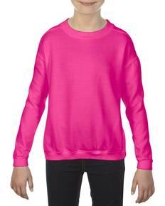 Comfort Colors Drop Ship C9755 Youth 10 oz. Garment-Dyed Crew Sweatshirt