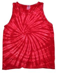 Tie-Dye Drop Ship CD3500 Adult Tank Top