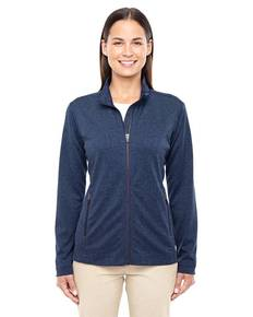 Devon & Jones D885W Ladies' Fairfield Herringbone Full-Zip Jacket