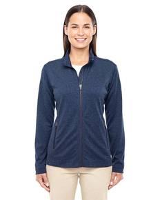 Devon & Jones D885W Ladies' Fairfield Herringbone Full-Zip Jacket