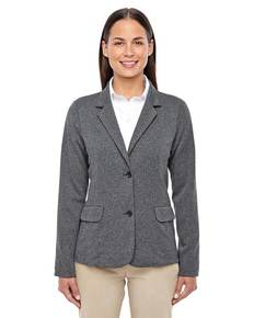 Devon & Jones D886W Ladies' Fairfield Herringbone Soft Blazer