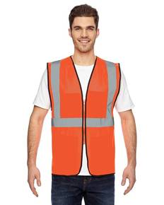 OccuNomix ECOGCS Value Mesh Surveyor Vest
