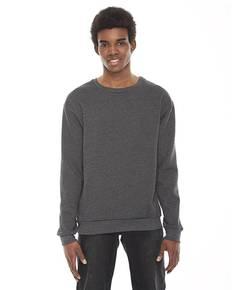 american-apparel-f496-unisex-flex-fleece-drop-shoulder-pullover-crewneck