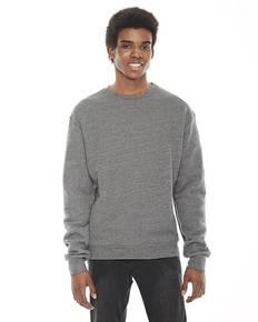 American Apparel HVT427 Unisex Classic Crew Sweatshirt
